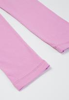 POP CANDY - Girls basic leggings - lilac