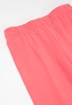 POP CANDY - Girls basic leggings - coral