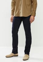 JEEP - Pirro fsh straight leg jeans - indigo