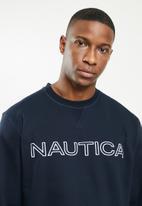 Nautica - Crew neck - navy