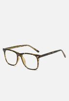 Workable Brand - Chicago blue light glasses - turtoise
