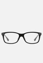 Workable Brand - Detroit blue light glasses - black