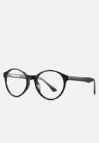 Workable Brand - Michigan blue light glasses - black