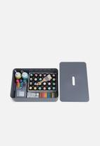 Litem - Myroom opera storage box - grey