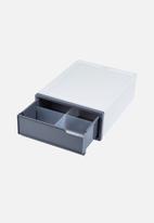 Litem - Myroom system drawer medium - smog