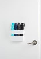 Litem - Myroom magnetic umbrella stand - white