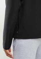 Rip Curl - Half & half jacket - grey & black
