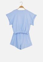 Trendyol - Mavi sleepwear - blue