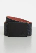 Quiksilver - The jam belt - dark grey