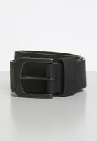 Quiksilver - Main street belt - black
