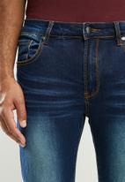 JEEP - Paulie core slim fit jeans - indigo