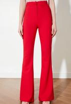 Trendyol - Spanish trousers - red
