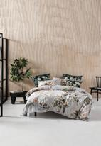 Linen House - Bolero duvet cover set - smoke