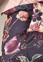 Linen House - Fleur duvet cover set - navy