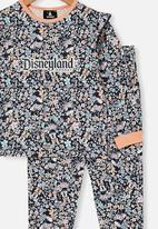 Cotton On - Florence long sleeve pyjama set licensed - multi