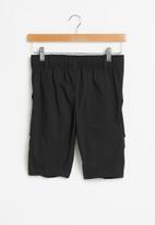 Nike - B nsw ssnl cargo short - black & white