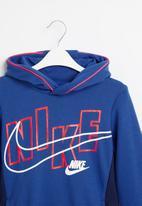 Nike - Nkb glow pullover hoodie - game royal