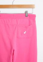 POLO - Girls mila printed jogger - pink