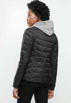 O'Neill - Santa cruz puffer jacket - black