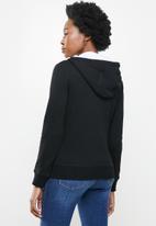 O'Neill - O'neill zip through fleece - black
