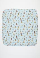 UP Baby - Baby boys dog print blanket - multi