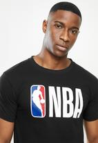 NBA - Straight hem printed T-shirt - black