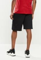 NBA - Bull basketball retro shorts - black