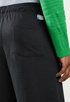 NBA - Celtic basketball retro shorts - black