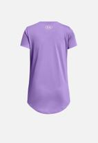 Under Armour - Live sportstyle short sleeve - purple