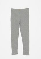 MANGO - Leggings carla - grey