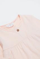 MANGO - T-shirt brill - pink