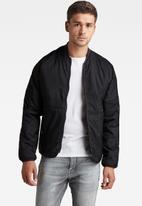 G-Star RAW - Lightly padded indoor jacket - black