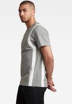 G-Star RAW - Sport insert T-shirt - charcoal