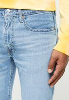 Levi's® - Skinny taper icecap charcoal dx adv - blue