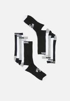 Billabong  - Sport socks 5 pack - multi