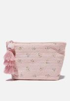 Rubi - Everyday pouch - dusty pink