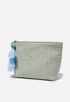 Rubi - Everyday pouch - sage