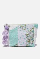 Rubi - Everyday pouch - dusty mint