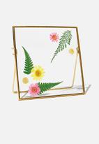 Rubi - Small flower frame - floral