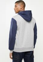Holmes Bro's - H pullover hoody - multi