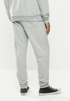 Holmes Bro's - Holmes belted trackpant - dirty grey