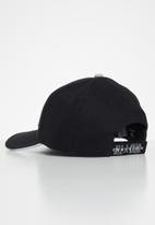 Converse - Can varsity logo dad cap - black