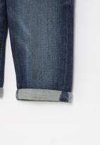 GUESS - Denim shorts - blue