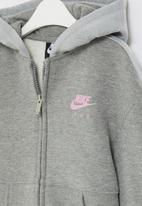 Nike - Nike g nsw air fz - grey