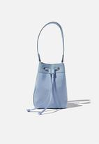 Rubi - Mini bucket bag - light blue