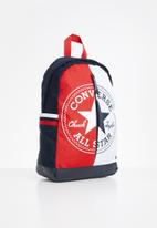 Converse - Can ctp split front zip day pk - multi