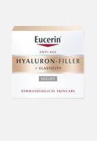 Eucerin - Hyaluron - Filler + Elasticity Moisturiser Night - 50ml