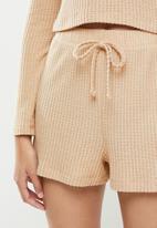 Blake - Soft touch hoodie+ short