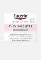Eucerin - Even Brighter Moisturiser Night - 50ml