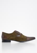 Gino Paoli - Russo - brown & khaki